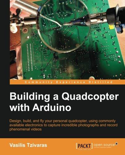 Building a Quadcopter with Arduino