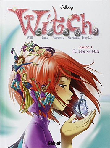 Witch saison 1, Tome 1 : Halloween