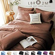 LBRO2M Polyester Pillow Cover Two Pack Pillowcase Bulk Set,Soft Bedding Quality Microfiber Luxury Breathable H