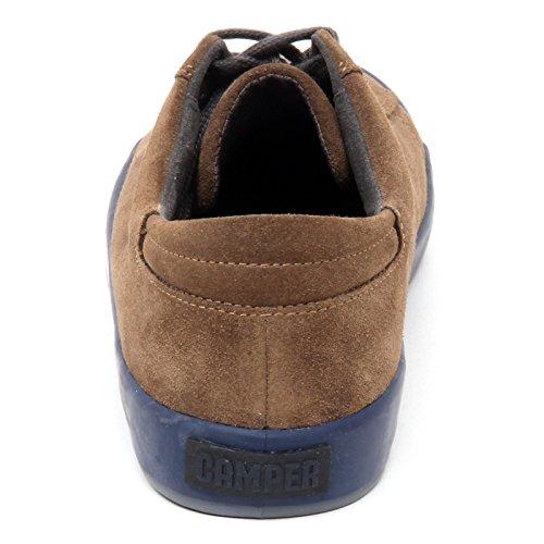 Camper D9596 (sans Boîte) Sneaker Uomo Brun Scarpe Chaussure Suede Homme Marrone
