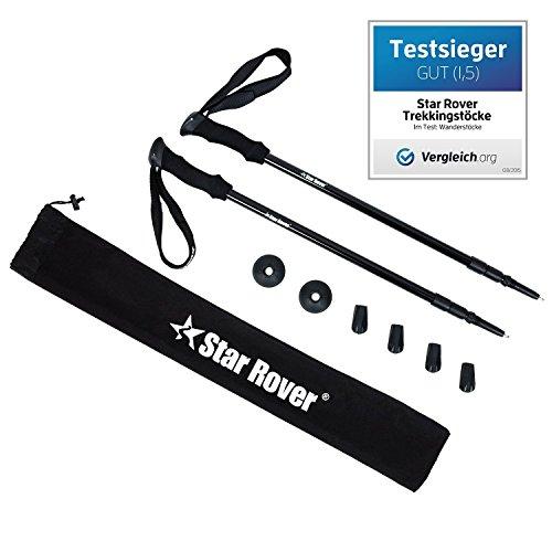 51Hpdl7hYhL. SS500  - Star Rover® Trekking Poles (Trekking poles (1 pair))