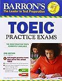 Barron's TOEIC Practice Exams [With MP3]