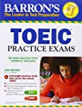 Barron's Toeic Practice Exams with MP...