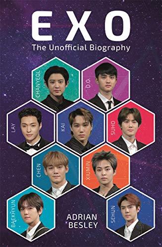 EXO: K-Pop Superstars por Adrian Besley
