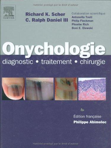 Onychologie: Diagnostic, Traitement, Chirurgie