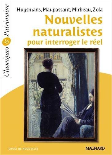Nouvelles naturalistes par Collectif