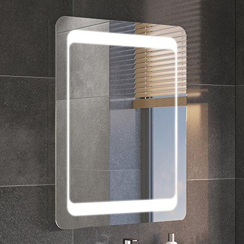 800 x 600 mm illuminated led bathroom mirror light with sensor 800 x 600 mm illuminated led bathroom mirror light with sensor demister ml2112 aloadofball Image collections