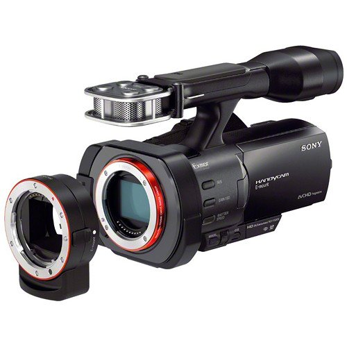 Sony Sony Interchangeable Lens HD Video Camera Handycam VG900 Body NEX-VG JP F/S - Nex Body