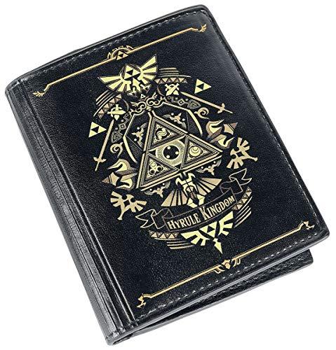 The Legend Of Zelda Hyrule Kingdom - Cartera Nintendo
