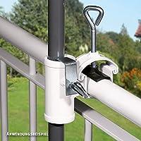 suchergebnis auf f r sonnenschirmhalterung balkon garten. Black Bedroom Furniture Sets. Home Design Ideas