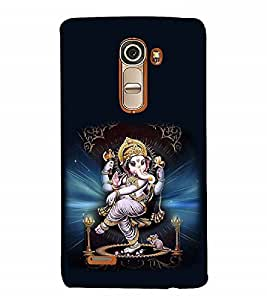Nextgen Designer Mobile Skin for LG G4 Mini :: LG G4c :: LG G4c H525N (Ganesha Ganapathi lord Ganapthi Lord Ganesha Ganesha Idol)