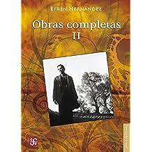 Obras completas, II. Teatro, crítica: 2 (Letras Mexicanas)