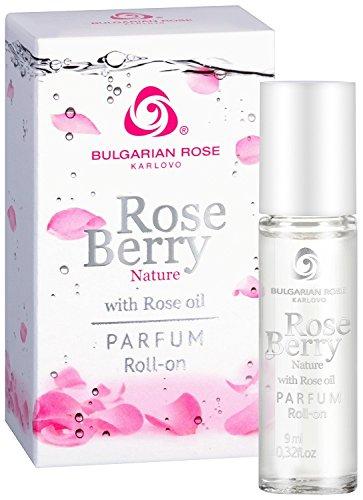 Rose Berry Nature Eau De Parfum 9ml Weiterrollen -