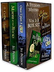A FITZJOHN MYSTERY VOL 1-3 BOX SET (English Edition)