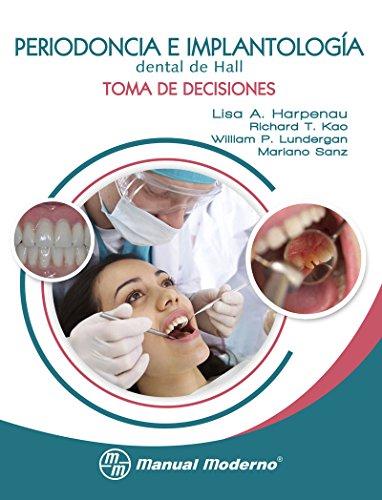 Periodoncia e implantología dental de Hall por Lisa Harpenau