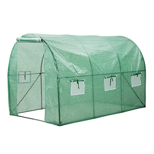 Invernadero Arqueado Finether
