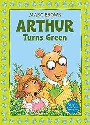 Arthur Turns Green (Classic Arthur Adventure)