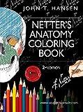 Netter's Anatomy Coloring Book (Netter Basic Science)