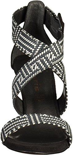 Tamaris 1-28360-28 femmes Sandale Noir