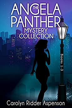 The Angela Panther Mystery Collection: The Angela Panther Mystery Series by [Aspenson, Carolyn Ridder]