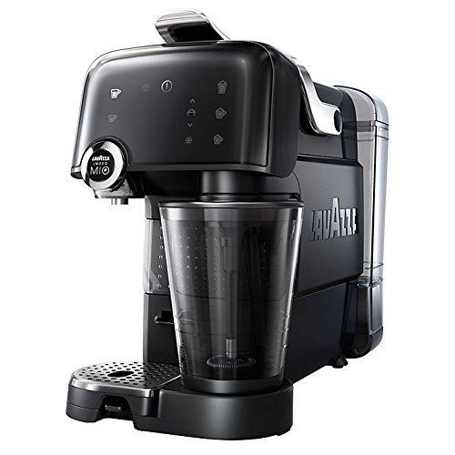 Lavazza Fantasia Independiente Semi-automática Máquina de café en cápsulas 1.2L 1tazas Negro - Cafetera (Independiente, Máquina de café en cápsulas, 1,2 L, Cápsula de café, 1200 W, Negro)