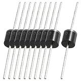 Doradus 10 piezas 10a10 10a 1000V diodos rectificadores de plástico de uso general