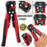 Gadget Zone UK Automatische Selbst Verstellbar Draht/Kabel Cutter/Stripper Crimpen/-Crimper Zange Werkzeug