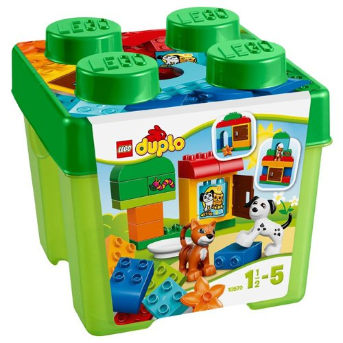 """LEGO DUPLO - Set de Regalos """"Todo en Uno"""", multicolor (10570)"""