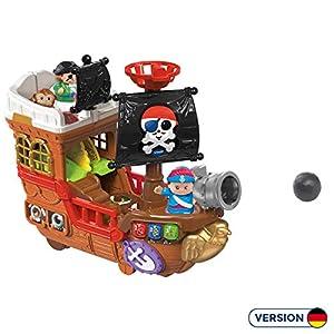VTech 80-177804 vehículo de Juguete - Vehículos de Juguete (Multicolor, Boat, Plastic, 1 yr(s), 5 yr(s), Boy/Girl)