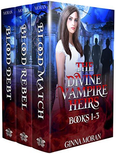 The Divine Vampire Heirs Box Set: Books 1-3 (The Divine Vampire Heirs Series Collection Book 1) (English Edition)
