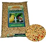 kaylor-made Rainforest Exotics Vitamin Enriched Canary & Finch Food 4lb by kaylor-made Products (English Manual)