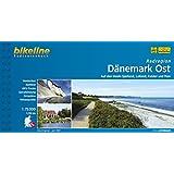 Radregion Dänemark Ost: Auf den Inseln Sjaelland, Lolland, Falster und Mon. 1:75 000, 1.239 km, wetterfest, reißfest, GPS-Tracks, Spiralbindung, Ortspläne, Höhenprofile (Bikeline Radtourenbücher)