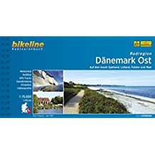 Dänemark Ost radtourenbuch GPS wp Inseln sjaelland, Lolland,