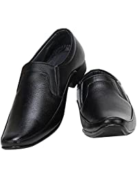 WENZEL Stylish Color Formal Shoes For Men/Leather Trendy Shoes/Formal Slip-On Shoes For Men_WZ_503