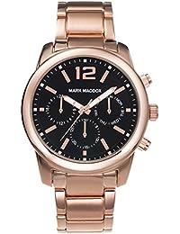 Mark Maddox HM6003-55 - Reloj de cuarzo para hombre, correa de otros materiales color oro rosa