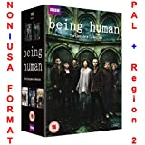 Being Human - Complete Series 1-5 Collection [NON-U.S.A. FORMAT: PAL + REGION 2 + U.K. IMPORT] (Original Uncut British Version) (Season 1+2+3+4+5)