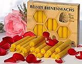 Offerta: SUMMER SALE: 2 confezioni di albero à pezzi 20 candele in cera d'api, 40 pure CANDLES. Original FIGURA SANTA di alta qualità con certificazione della Farmacopea europea.