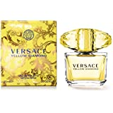 Versace Yellow Diamond femme/woman, Eau de Toilette, Vaporisateur/Spray, 1er Pack (1 x 90 ml)
