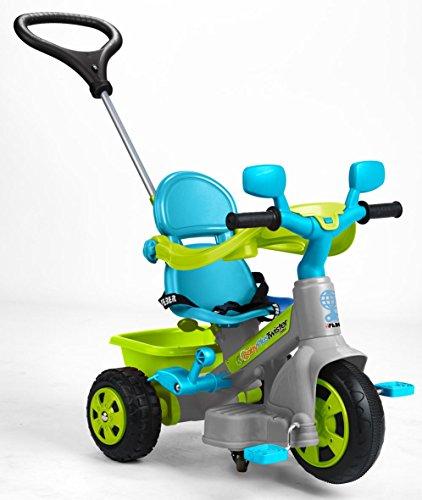 Feber - 800007082 - Vélo et Véhicule pour Enfant - Tricycle Evolutif...