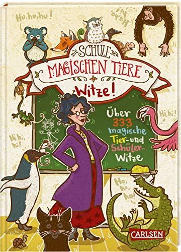 Cover des Mediums: Die Schule der magischen Tiere - Witze!