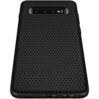 Spigen Samsung Galaxy S10 PLUS Liquid Air cover/case - Matte Black