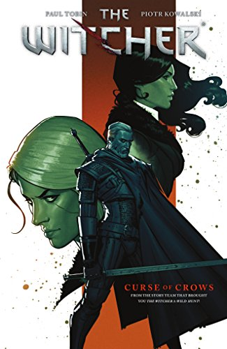 The Witcher Volume 3: Curse Of Crows por Paul Tobin