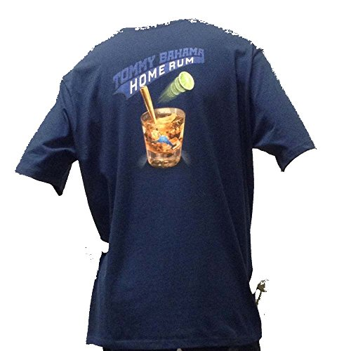 Tommy bahama Home rum Medium navy t-shirt