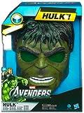 Hasbro A2176E24 The Avenger: Hulk Elektronische Light-Up Maske