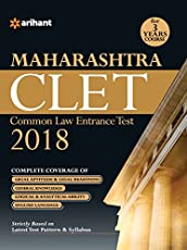 Maharashtra CLET 2018 for 3 Years Course