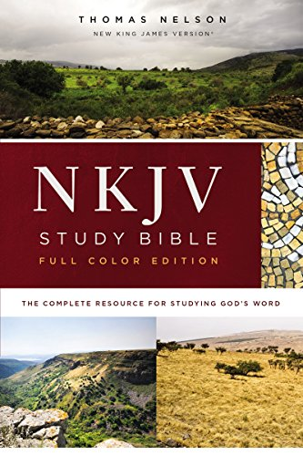 NKJV Study Bible, Full-Color, eBook: The Complete Resource for Studying God's Word (English Edition)