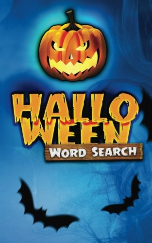 Halloween Word Search: Halloween Activity Book, Spooky Word Search