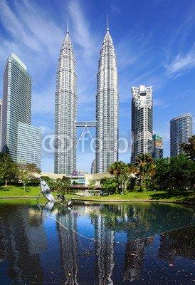 alu-dibond-bild-80-x-120-cm-petronas-twin-towers-at-kuala-lumpur-malaysia-bild-auf-alu-dibond