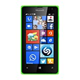 Microsoft Lumia 435 Smartphone, Verde [Italia]