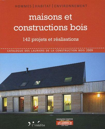 maisons-et-constructions-de-bois-142-projets-et-realisations